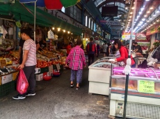 Huge market just 5 minutes from my apartment