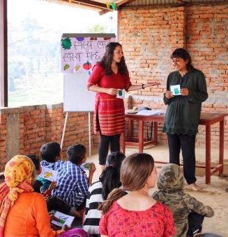 Technical Practicum Community Training