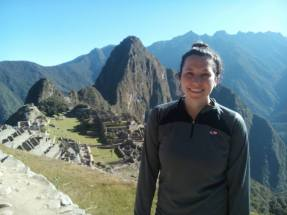 Crossed trekking to Machu Picchu off my bucket list