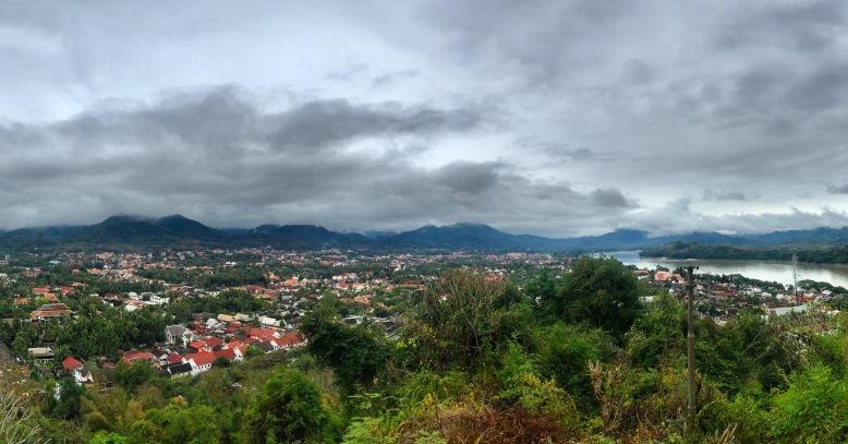 Phousi Hill